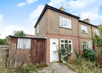 Thumbnail 2 bed end terrace house for sale in Sherwood Terrace, London N20,