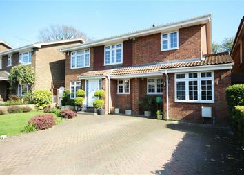 5 bed detached house for sale in Rockways, Arkley, Hertfordshire EN5