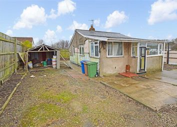 Thumbnail Detached bungalow for sale in Hornsea Burton Road, Hornsea, East Yorkshire