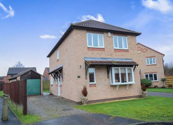 Thumbnail 4 bed detached house for sale in Wood Close, Strensall, York