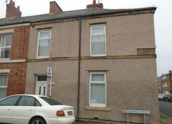 Thumbnail 2 bedroom terraced house to rent in Richard Street, Blyth