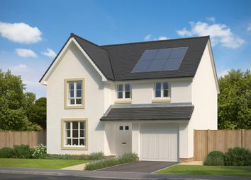 "Thumbnail 4 bedroom detached house for sale in ""Cullen"" at Prestongrange, Prestonpans"