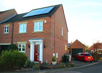 Thumbnail 2 bed link-detached house for sale in Wolsey Grange, Cawood, Selby