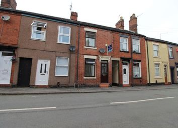 Thumbnail 3 bed terraced house for sale in Grove Street, Knutton, Newcastle-Under-Lyme