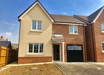 4 bed detached house for sale in Fairway Meadows, Ullesthorpe, Lutterworth LE17