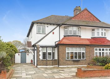 Thumbnail 5 bed semi-detached house for sale in Dulverton Road, London