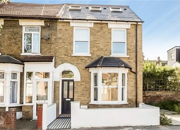 Thumbnail 4 bed end terrace house for sale in Campbell Road, Walthamstow, London