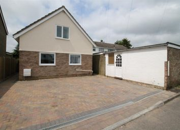 Thumbnail 3 bedroom detached house for sale in Orchard Way, Wymondham, Norwich