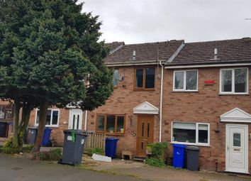 Thumbnail 2 bed terraced house for sale in Marlborough Way, Uttoxeter, Staffordshire