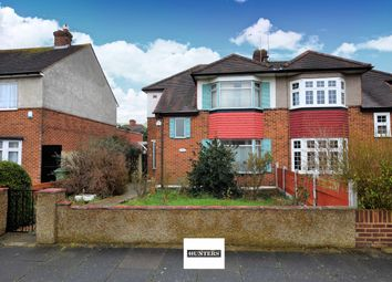 Thumbnail 3 bed semi-detached house for sale in Fields Park Crescent, Chadwell Heath