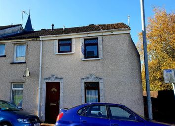 Thumbnail 2 bed end terrace house to rent in Water Street, Neath