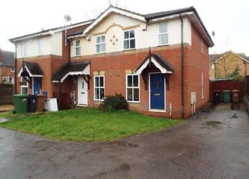Thumbnail 2 bedroom semi-detached house for sale in Epping Close, Walsall, West Midlands