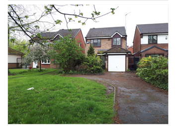 Thumbnail 3 bed detached house for sale in Lord Street, Walsall