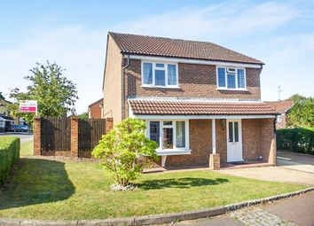 Thumbnail 4 bed detached house for sale in Durand Road, Earley, Reading