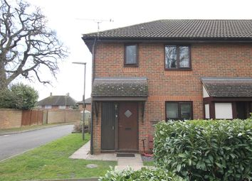 Thumbnail 3 bed end terrace house for sale in Medhurst Close, Chobham, Woking, Surrey
