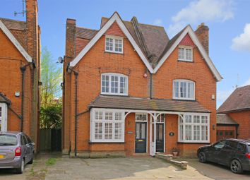 Thumbnail 4 bed semi-detached house for sale in Barnet Lane, Elstree, Borehamwood