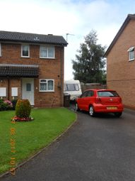 Thumbnail 1 bed end terrace house to rent in Highfield Road, Meriden