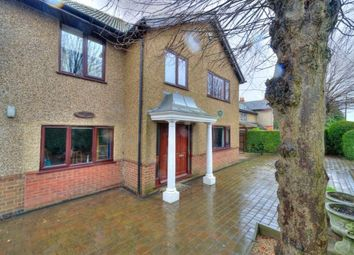 Thumbnail 4 bed detached house for sale in Station Road, Cogenhoe, Northampton