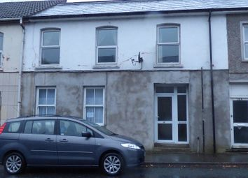 Thumbnail 1 bed property to rent in Dinam Street, Nantymoel, Bridgend.