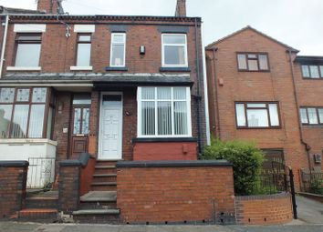 Thumbnail 2 bedroom town house for sale in Broomhill Street, Tunstall, Stoke-On-Trent