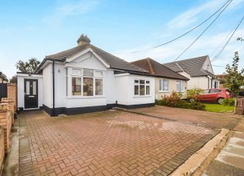Thumbnail 4 bedroom detached bungalow to rent in Frederick Road, Rainham