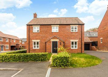 Thumbnail 4 bedroom detached house for sale in Vespasian Road, Marlborough, Wiltshire