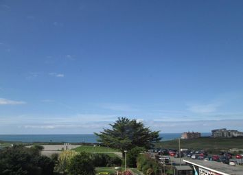 Thumbnail 3 bed end terrace house for sale in Tower Road, Newquay, Cornwall