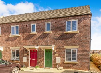 Thumbnail 2 bedroom semi-detached house to rent in The Courtyard, Main Road, Barleythorpe, Oakham