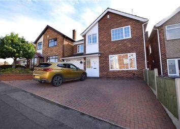Thumbnail 4 bed detached house for sale in Lorimer Avenue, Gedling, Nottingham