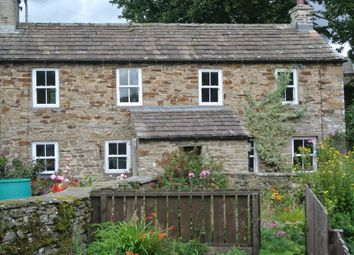 Thumbnail 3 bed semi-detached house to rent in Bainbridge, Leyburn