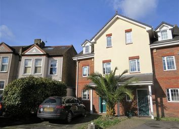 Thumbnail 4 bed property to rent in Saxon Terrace, London