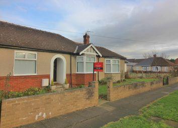 Thumbnail 2 bed semi-detached bungalow to rent in Hunstanworth Road, Darlington