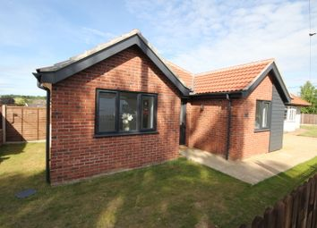 Thumbnail 3 bed detached bungalow to rent in Marshall Close, Spixworth, Norwich