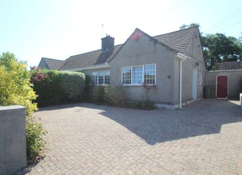 Thumbnail 2 bed semi-detached bungalow for sale in Glenholt Road, Glenholt, Plymouth