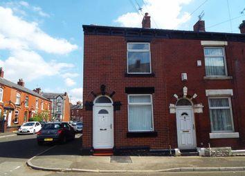 Thumbnail 2 bed end terrace house to rent in Elizabeth Street, Ashton-Under-Lyne