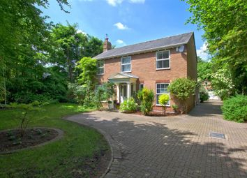 Thumbnail 4 bed detached house for sale in High Street, Harston, Cambridge