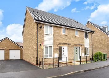 Thumbnail 3 bedroom semi-detached house to rent in Didcot, Oxfordshire