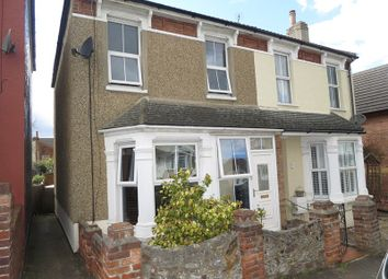 Thumbnail 3 bed semi-detached house for sale in Second Avenue, Dovercourt, Harwich