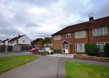 Thumbnail 1 bed flat to rent in Gorse Road, Frimley, Surrey