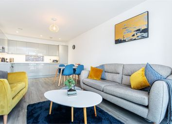 Thumbnail 2 bed flat for sale in Adams Close, Poole, Dorset