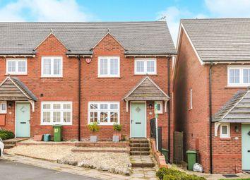 Thumbnail 3 bed semi-detached house for sale in Ffordd Dol Y Coed, Bryncae, Pontyclun