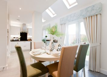 """Thumbnail 4 bed detached house for sale in """"The Buckland"""" at Winchester Road, Fair Oak, Eastleigh"""