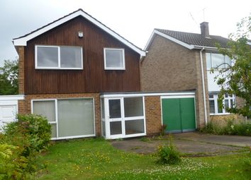 Thumbnail 4 bedroom link-detached house to rent in Appledore Avenue, Wollaton