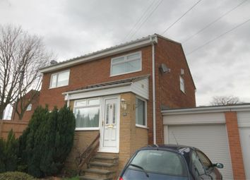 2 bed semi-detached house for sale in Warenmill Close, West Denton Park, Newcastle Upon Tyne NE15