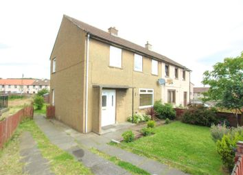 Thumbnail 3 bed semi-detached house for sale in Sinclair Drive, Cowdenbeath