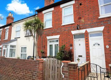 Thumbnail 2 bed terraced house for sale in Mount Pleasant, Reading