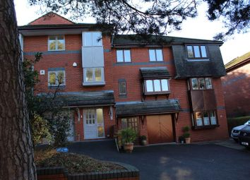 Thumbnail 4 bed town house for sale in Belle Vue Road, Lower Parkstone, Poole