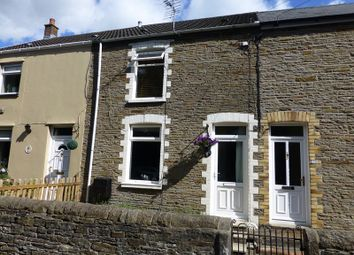 Thumbnail 2 bed terraced house to rent in Pandy Road, Bedwas, Caerphilly
