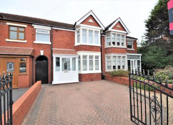 Thumbnail 3 bed terraced house for sale in Beach Road, Fleetwood, Lancashire