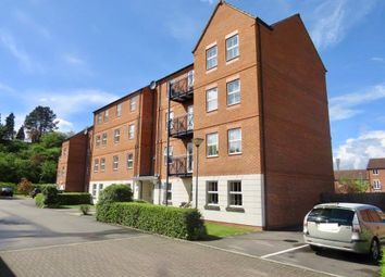 Thumbnail 3 bed flat for sale in Stokesay Walk, West Bridgford, Nottingham